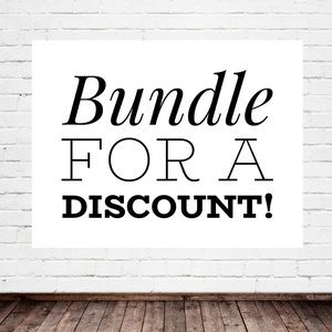 Other - Save with a Bundle!